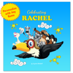 Celebrating You: Personalized Book & Baby Book for Personalized Baby Gifts, Baby Shower Gifts, Baby Gifts & More