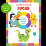 Kids Joke Book - Birthday Jokes for Kids