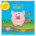 Love You Forever: Personalized Book with Love Poems for Kids