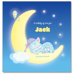 A Lullaby of Love: Personalized Book with Bedtime Stories for Kids