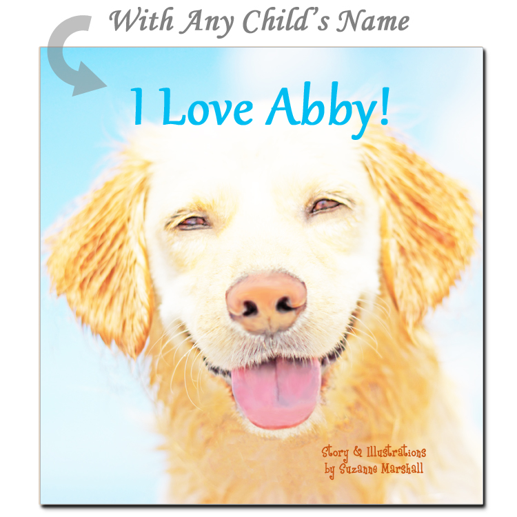 Personalized Books: Personalized Book of Affirmations for Kids (with any child's name)