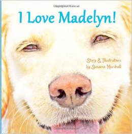 Personalized Children's Book (Madelyn)